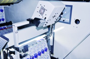 In-line inspection on flexography